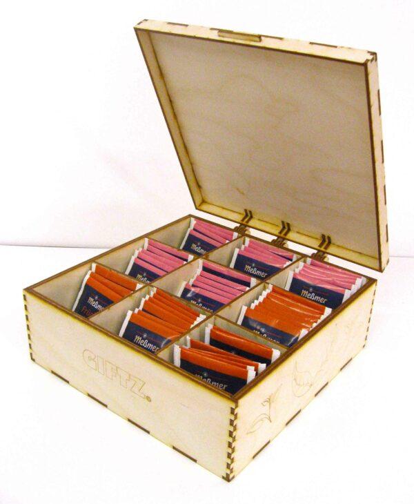 Krabice 3x3 Panty
